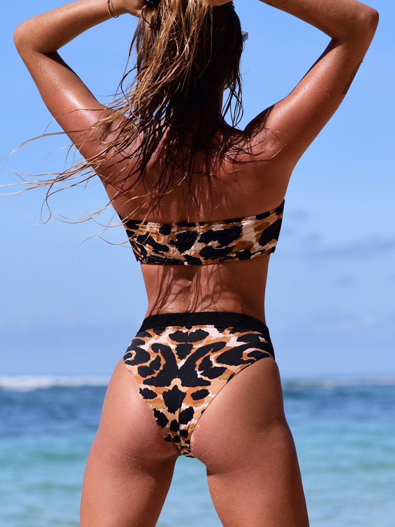 SixtyNinety Mai Tai Bottoms Jaguar back