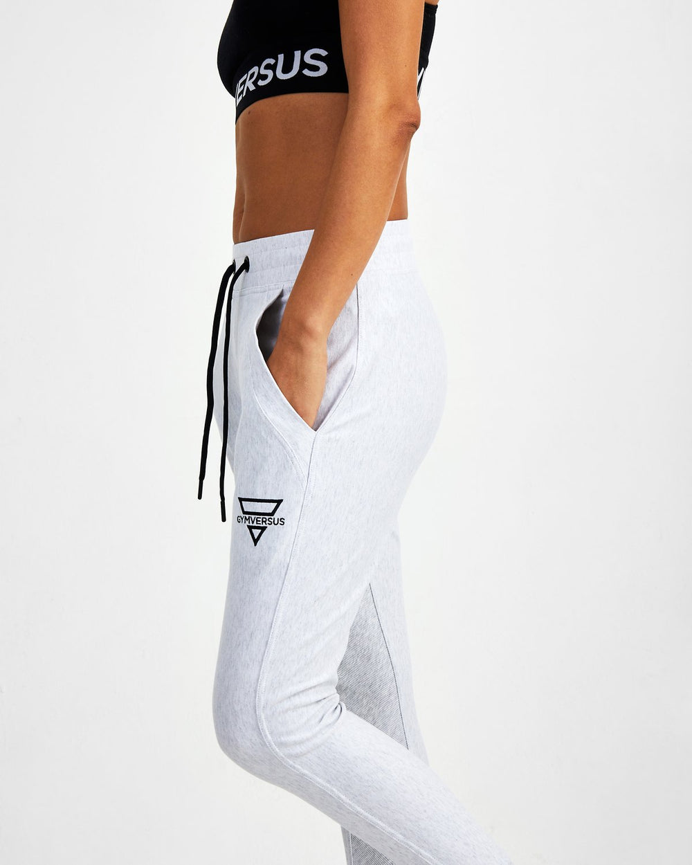 Gymversus everyday stretch jogger side
