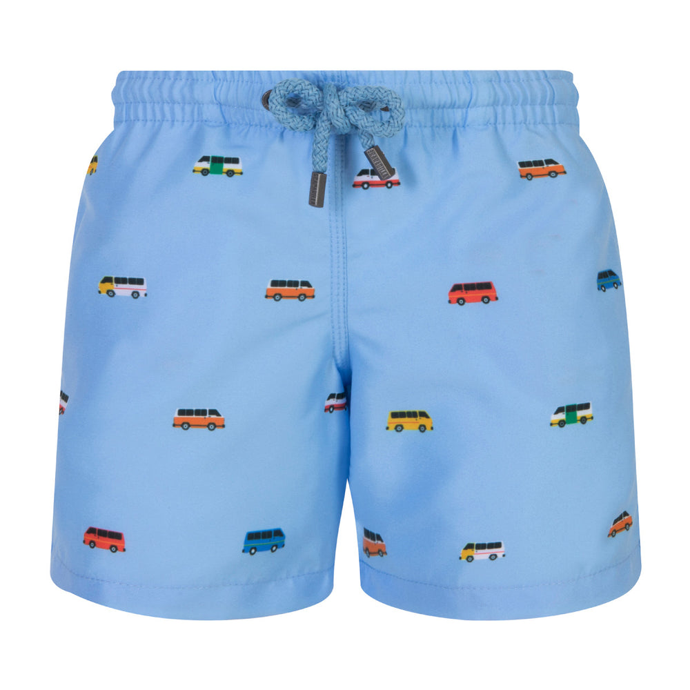 Granadilla Swim - Taxi Baby Blue - Kids