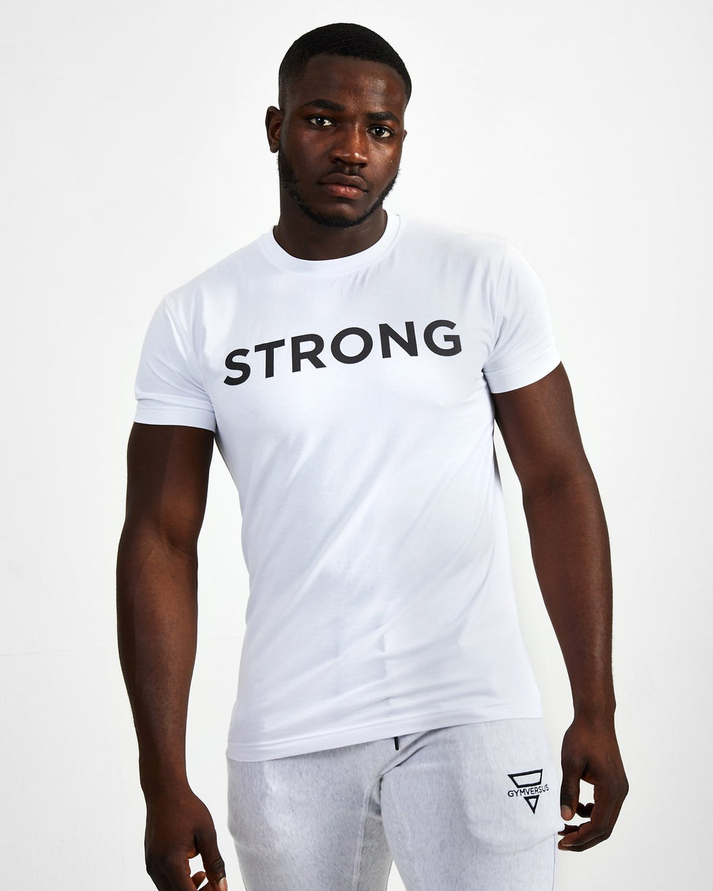 Gymversus men's strong starter tee