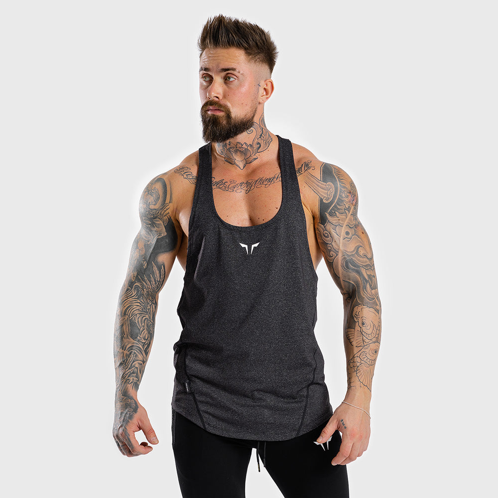 Squat Wolf - Next-Gen Stringer - Melange Grey
