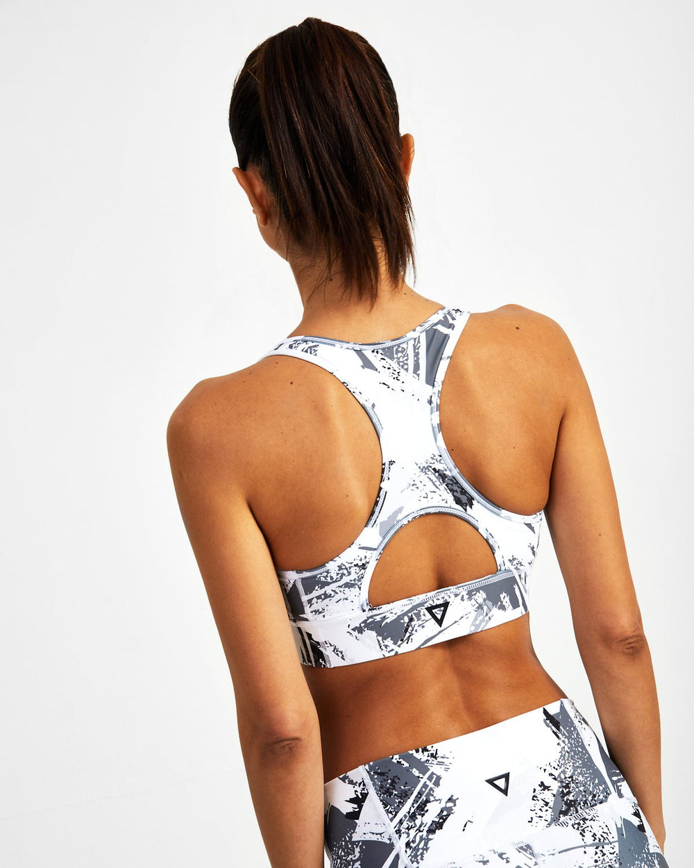 Gymversus on your marks bra back
