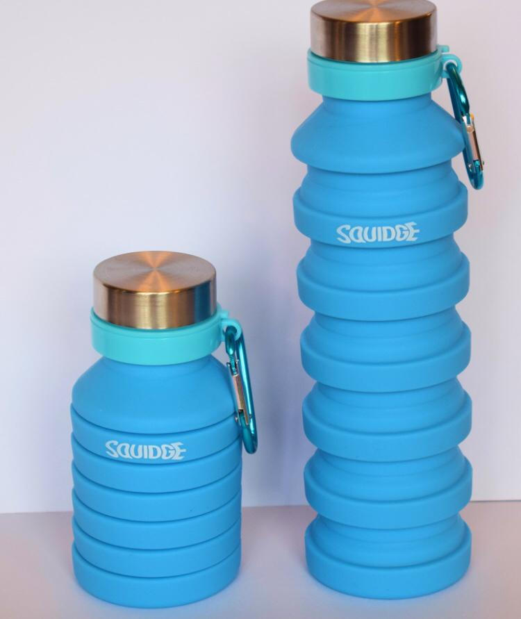 Squidge Bottle - Blue