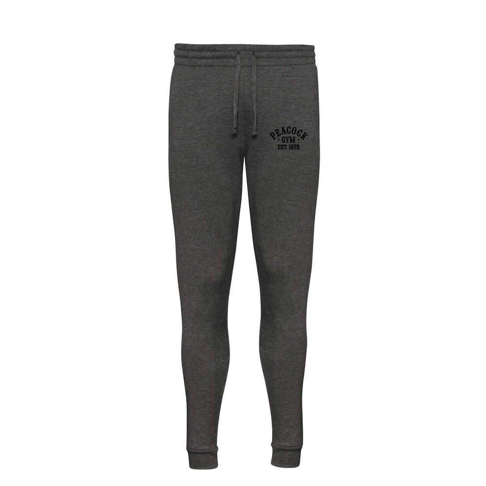 Peacock Gym - EST Trackpants - Charcoal - PE0005-C-M