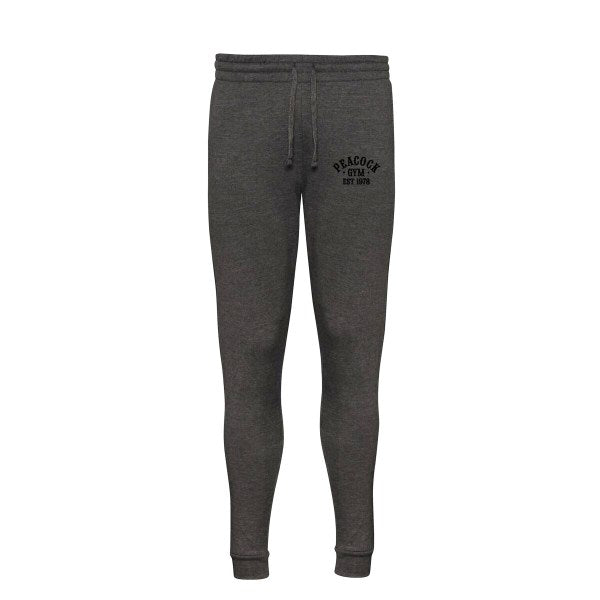 Peacock Gym - EST Trackpants - Charcoal