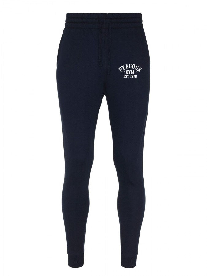 Peacock Gym Trackpants Navy