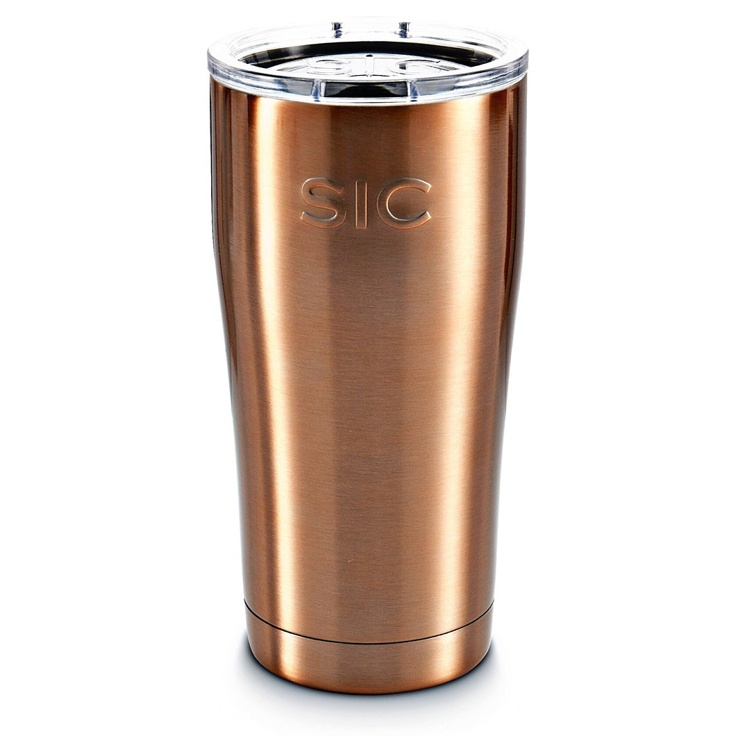 SIC 20oz Tumbler - Copper by: Northwest Snap, Inc. Customized with Your Personalization