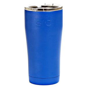 SIC 20oz Tumbler - Matte Deep Blue by: Northwest Snap, Inc. Customized with Your Personalization