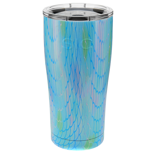 SIC 20oz Tumbler - Mermaid by: Northwest Snap, Inc. Customized with Your Personalization