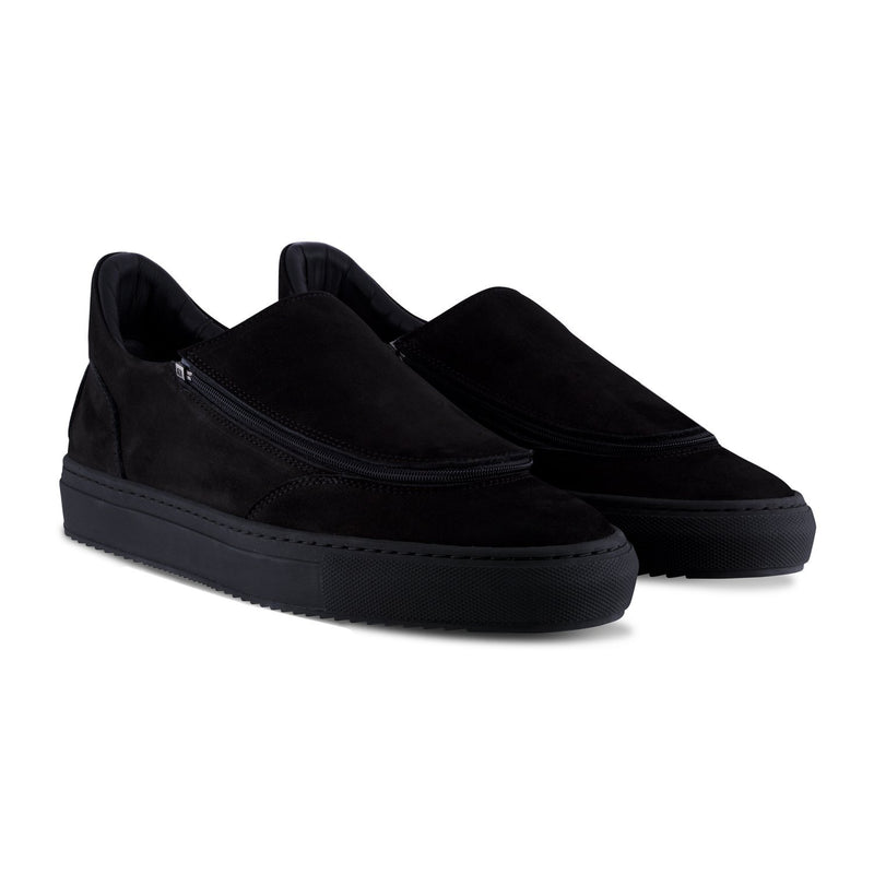 FINI CLASSIC LOW BLACK - Fini Shoes