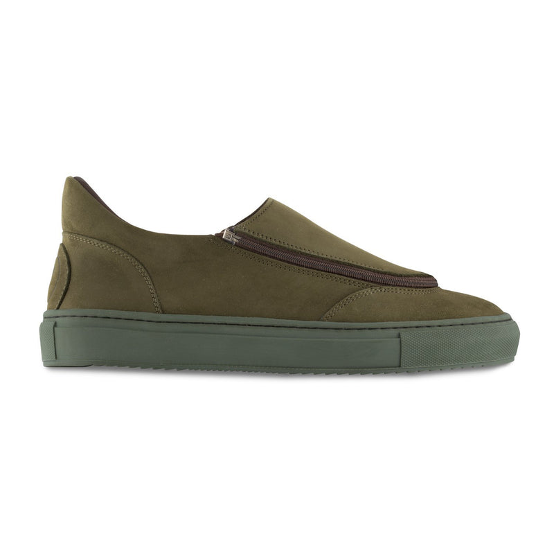 FINI CLASSIC LOW GREEN - Fini Shoes