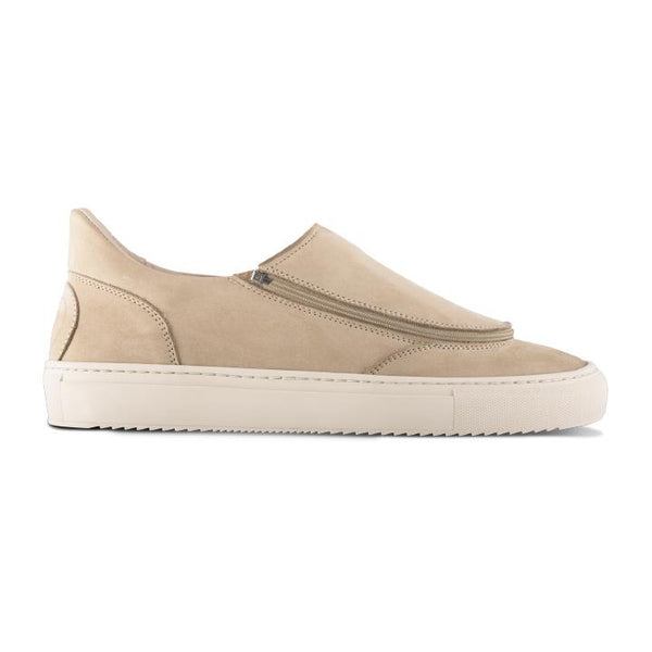 FINI CLASSIC SLIP ON TAUPE - Fini Shoes