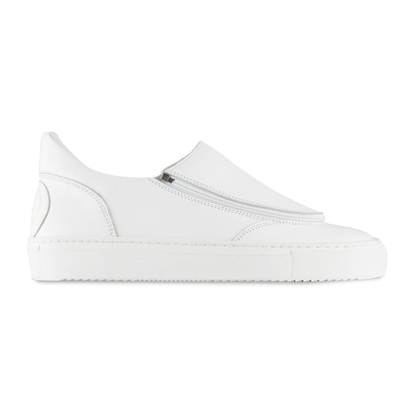 FINI CLASSIC SLIP ON WHITE - Fini Shoes