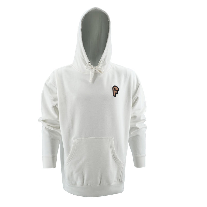Fini F Embroidery Hoodie - Fini Shoes