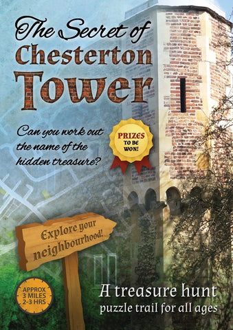 The Secret of Chesterton Tower cover image