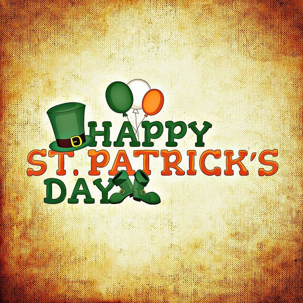 Happy St. Patrick's day from Discovery Games UK