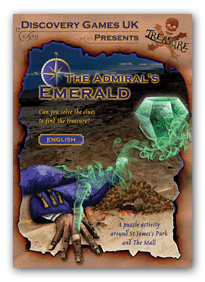 Treasure! The Admiral's Emerald