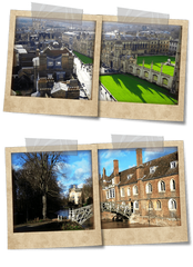 Mystery of the Cambridge Night Climbers puzzle photos
