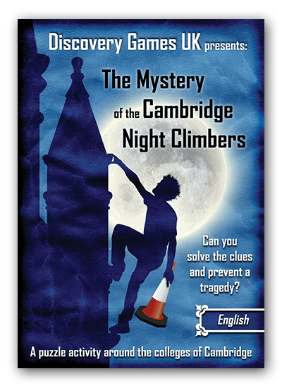 The Mystery of the Cambridge Night Climbers
