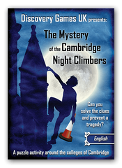 Mystery of the Cambridge Night Climbers puzzle trail