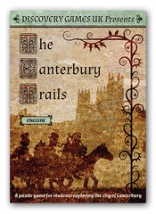 Canterbury Trails outdoor clue hunt