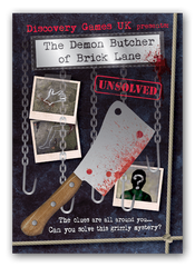 Demon Butcher of Brick Lane murder mystery