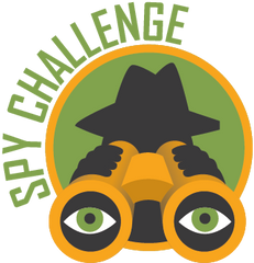 spy challenge custom outdoor game