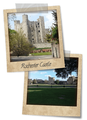 Rochester Castle photos