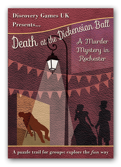 Death at the Dickensian Ball