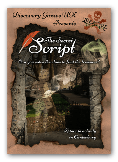 Treasure! The Secret Script