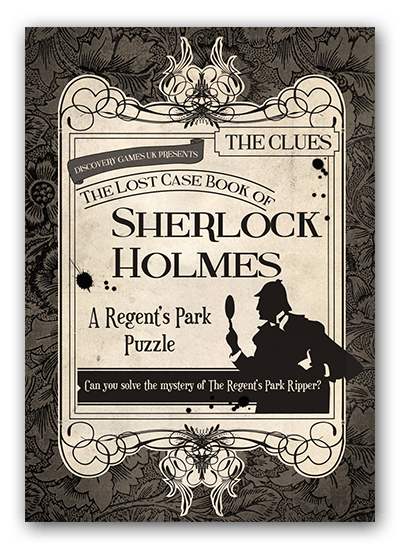 The Lost Casebook of Sherlock Holmes