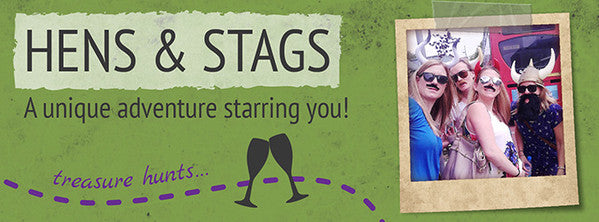 Hens & Stags - a celebration like no other