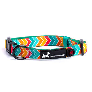 Dog Collar - Chevrons