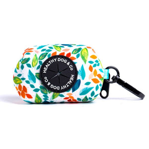 Dog poop bag holders - Lush Leaves