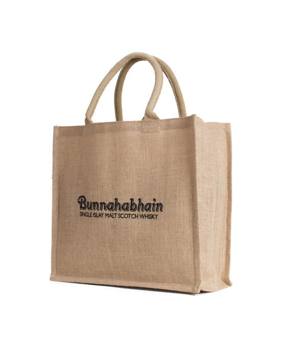 Bunnahabhain Jute Bag Shopper