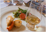 Bunnahabhain Fèis Ìle 2017 Dinner - Bridgend Hotel - Thursday 1st June, 2017