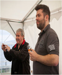 Bunnahabhain Fèis Ìle 2017 - George & Scott Talkin' Drams Tasting Sessions - Friday 2nd June