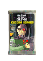 Houston, we have a Dolphin, Cyborg Heroe Expansion eingepackt
