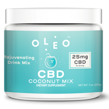 Load image into Gallery viewer, CBD Products - Coconut CBD Mix - Stone & Leaf CBD
