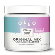 Load image into Gallery viewer, Original Flavorless CBD Mix 250mg - Stone & Leaf CBD