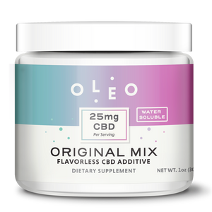 Original Flavorless CBD Mix 250mg - Stone & Leaf CBD