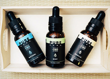 Load image into Gallery viewer, Mint CBD Tincture - Stone & Leaf CBD