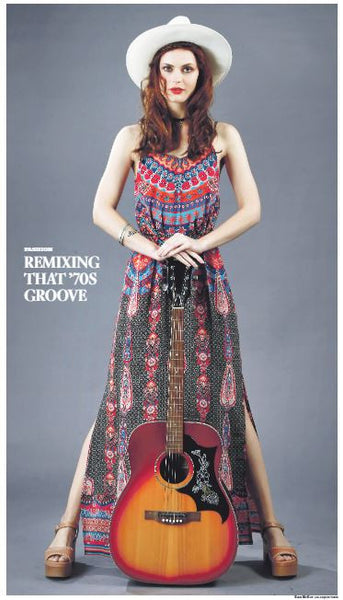 Tolani featured in People Espanol // Naomi Maxi Dress in Floral