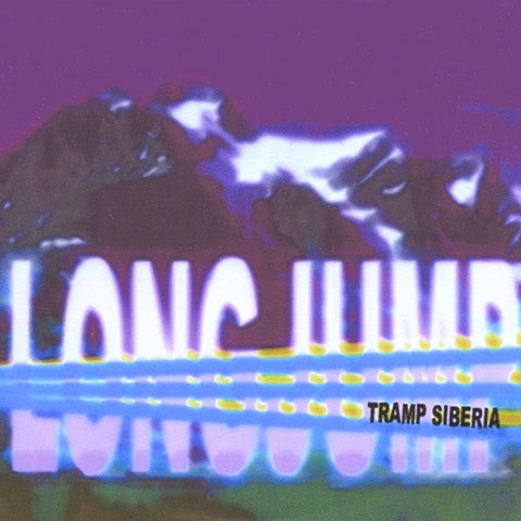 Longjump - Tramp Siberia - Physical CD Or CDBaby Digital Album