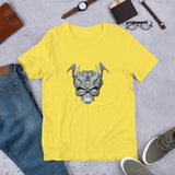 Demon Skull King 3D T-Shirt