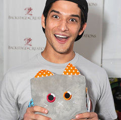 Tyler Posey and Poketti