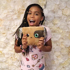 Asia Monet Ray with Poketti