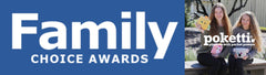 Family Choice Awards Features Poketti