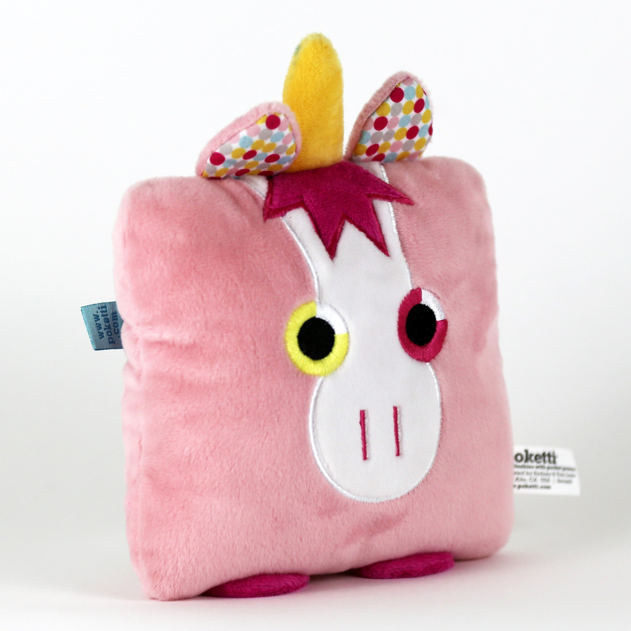 Poketti Plushies Series2 Shawn the Unicorn