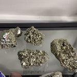 High Quality Pyrite Cluster